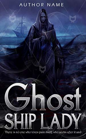 Horror-book-cover-Lady-Ship-Ghost-Illustration-design-Sea-Black-Dark-Fantasy-Scary-Halloween-fantasy-covers