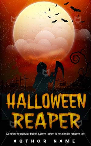 Horror-book-cover-Night-Vampire-Scary-design-Happy-halloween-Danger-Halloween-covers-Mystery-Fear-Spooky