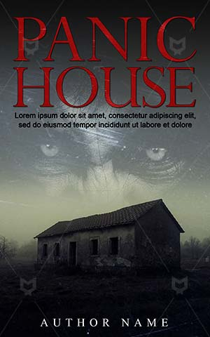 Horror-book-cover-Old-Night-Spooky-House-Scary-Dark-Creepy-Hunted-Halloween-Fear-Nightmare