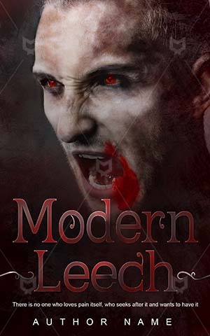 Horror-book-cover-Vampire-Halloween-Fantasy-Evil-Monster-Modern-Book-design-horror-Demon-Nightmare