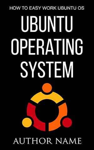Nonfiction-book-cover-educational-OperatingSystem-business-ubuntu