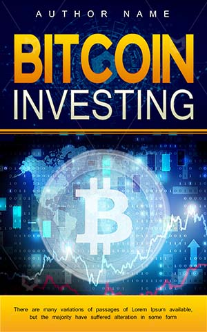 Nonfiction-book-cover-Bit-Coin-Bitcoin-Money-coins-Investing-Non-fiction-image-Crypto