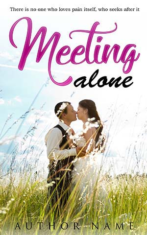 Romance-book-cover-love-story-couple-meeting-wedding