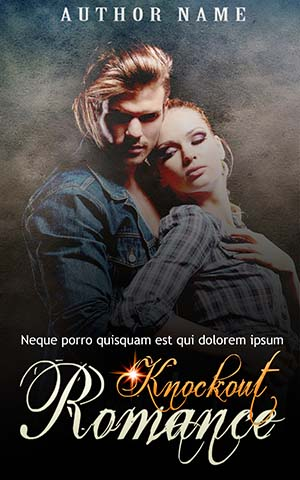 Romance-book-cover-knockout-love-couple