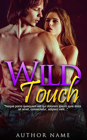 Romance-book-cover-wild-romance-touch