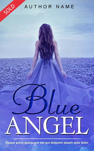 Romance-book-cover-woman-angel-blue
