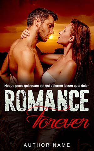 Romance-book-cover-romance-forever-couple