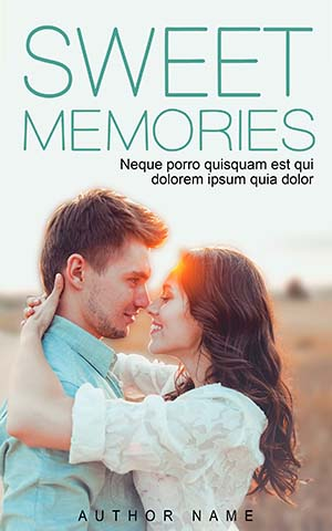 Romance-book-cover-sweet-love-memories