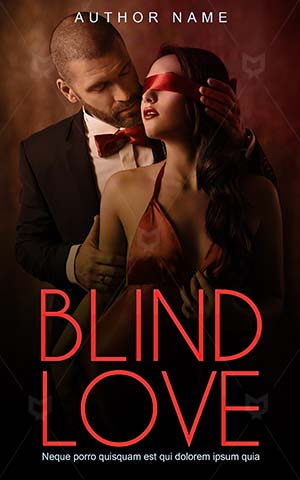 Romance-book-cover-blind-romance-couple