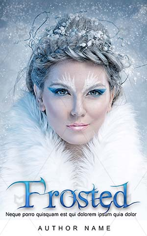 Romance-book-cover-frozen-love-queen