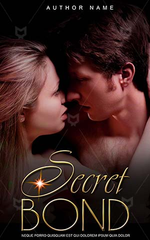 Romance-book-cover-bond-secret-couple