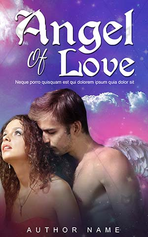 Romance-book-cover-angel-love-couple