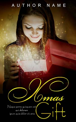 Romance-book-cover-gift-love-xmas