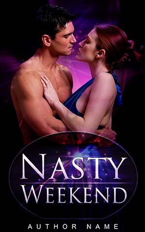 Romance-book-cover-nasty-love-weekend