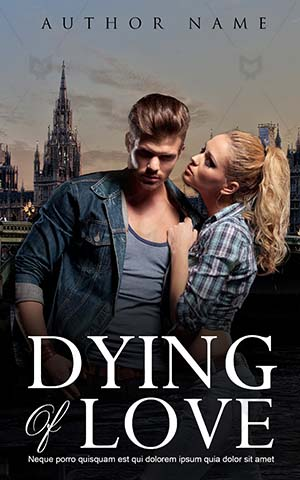 Romance-book-cover-dying-love-couple