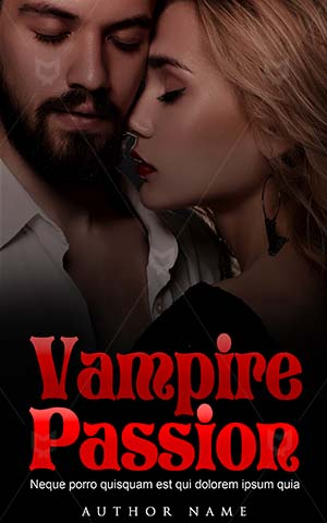 Romance-book-cover-vampire-passion-couple