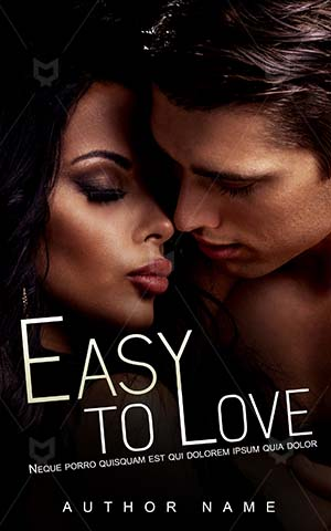 Romance-book-cover-easy-love-couple