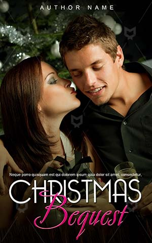 Romance-book-cover-christmas-bequest-love