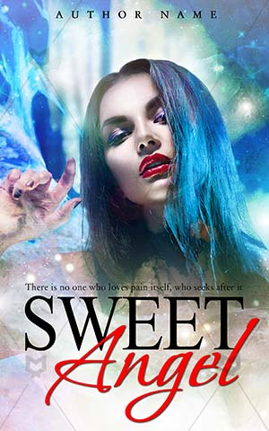 Romance-book-cover-pretty-sweet-angel