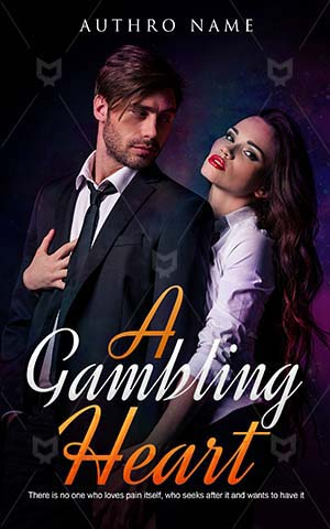 Romance-book-cover-gambling-heart-romance