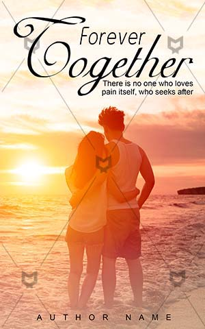 Romance-book-cover-forever-lovely-couple
