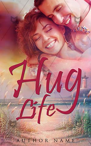 Romance-book-cover-Hug-couple-life