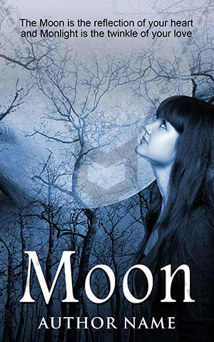 Fantasy-book-cover-waiting-hope-girl-face-moon