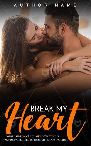 Romance-book-cover-Attractive-Shirtless-Cute-Heart-Passion-Embracing-Break-Kissing-Couple-Togetherness-Happy