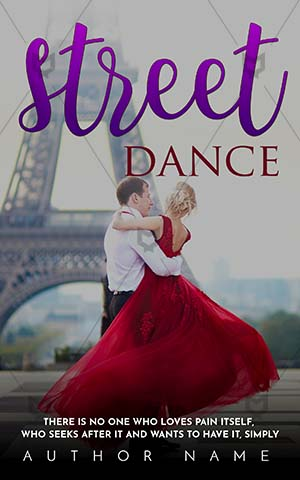 Romance-book-cover-Couple-France-Paris-Eiffel-tower-Landmark-Europe-Vacation-Dress-Monument-Dancing-Street-Wedding