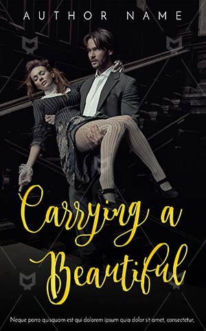 Romance-book-cover-couple-romance-wedding-carrying-woman-man