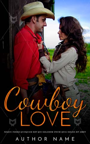 Romance-book-cover-Cowboy-Book-Cover-Romantic-Covers-Couple-Forever-Ebook-Design