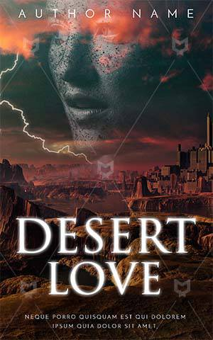Romance-book-cover-desert-romantic-soul-lover-looking-romance-design-savage