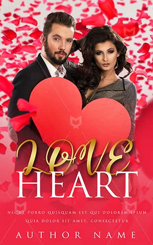 Romance-book-cover-Expression-Presents-Romantic-hearts-Luxury-Couple-Rich-Man-Red-Hearts