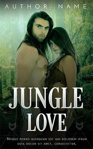 Romance-book-cover-jungle-love-romance-Tarzan-story