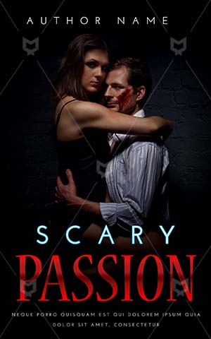 Romance-book-cover-Love-Couple-Passion-Passionately-Dark-Room-Killer-Woman-Strong-Scary-Romantic