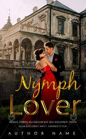 Romance-book-cover-Red-Dress-Love-Couple-Romantic-Old-castle-Kingdom-Outdoor-Book-Cover-Design-Wedding-Day
