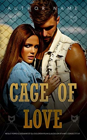 Romance-book-cover-Romantic-Couple-Book-Cover-Design-Cage-Embrace-Outdoor-time-Photo-shoot-Covers