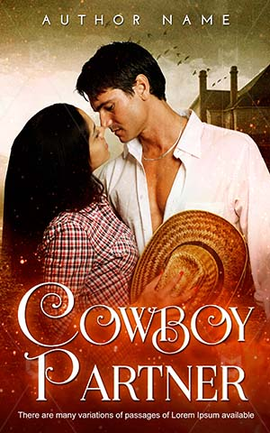 Romance-book-cover-Wild-west-Cowboy-Couple-Embrace-the-romance-Romantic-Love-Attractive-Adorable-covers-Partner