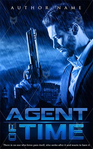 Thrillers-book-cover-killer-agent-rain-man