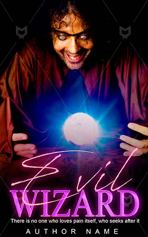 Thrillers-book-cover-evil-magic-wizard