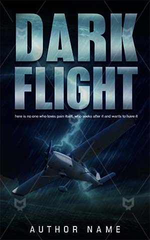 Thrillers-book-cover-dark-scary-flight