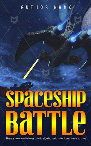 Thrillers-book-cover-thriller-battle-spaceship