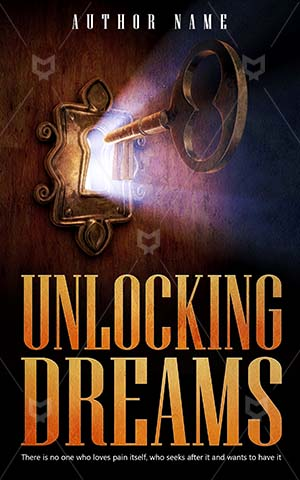 Thrillers-book-cover-dreams-key-unlock