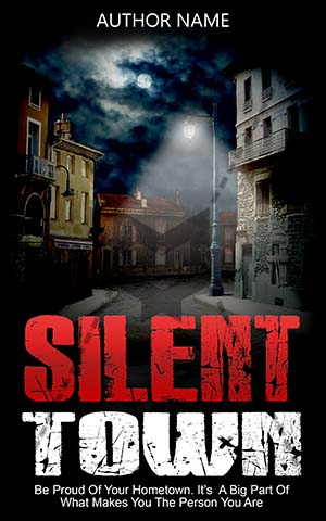 Thrillers-book-cover-town-silent-dark