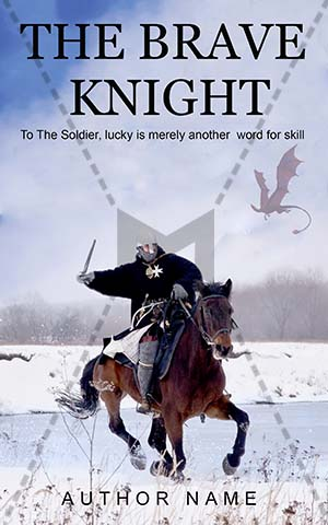 Thrillers-book-cover-knight-dragon-hunter