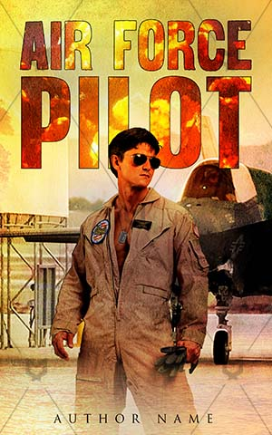 Thrillers-book-cover-Air-force-Plane-Pilot-Handsome-Armed-forces-Sky-diver-Hot-guy-Person-Troop-Allure-Wicked-Thriller-covers