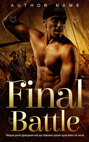 Thrillers-book-cover-Dark-Pirate-Final-Black-Men-Danger-Thriller-design-Battle-Ripper
