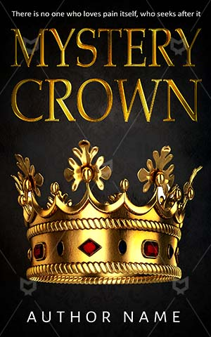 Thrillers-book-cover-Golden-Royal-Crown-Mystery-Thriller-covers-Queen-crown-Princess-King-Medieval-Crowns