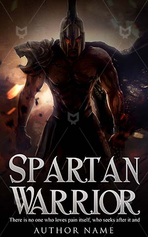 Thrillers-book-cover-War-Warrior-Spartan-The-worrior-Metal-Dangerous-Fantasy-Ancient-Angry-Military-History-Fighter-Armor