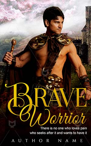 Thrillers-book-cover-Warrior-Handsome-Knight-in-shining-armor-The-worrior-Brave-Men-Soldier-Thriller-design-Hot-warrior